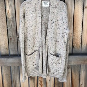 Abercrombie & Fitch cardigan: Size S